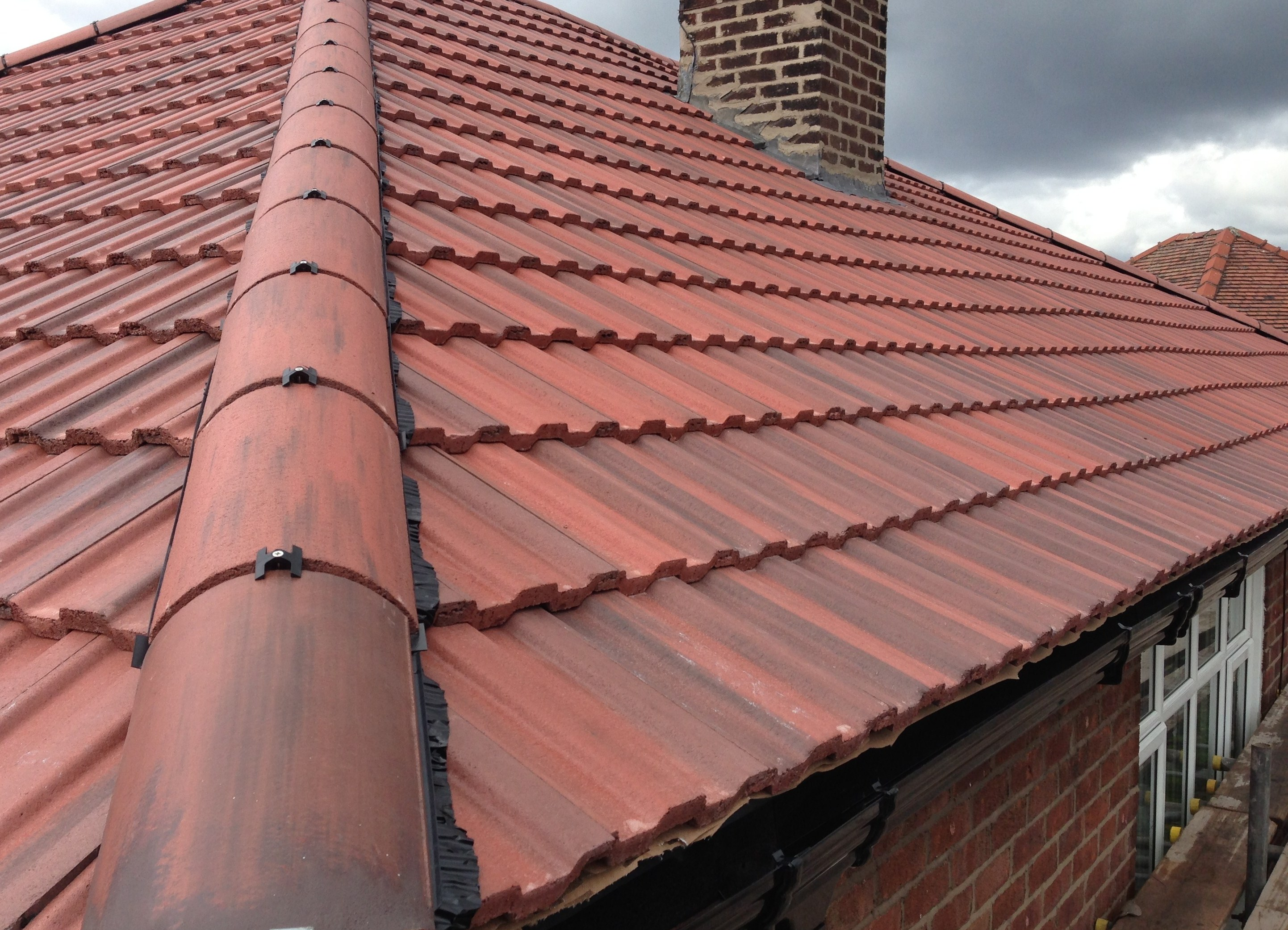 Roof Tiled